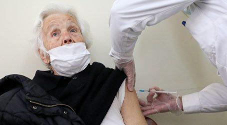 Aνοίγει στις 18:00 η πλατφόρμα των ραντεβού για τον εμβολιασμό των ατόμων 80-84 ετών