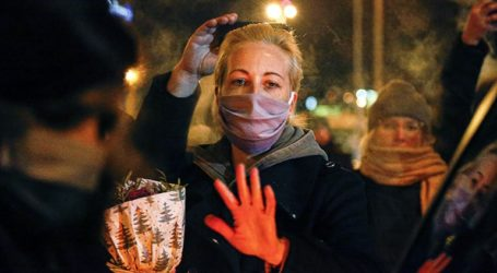 Η αστυνομία προφυλάκισε τη σύζυγο του Αλεξέι Ναβάλνι