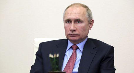 Ο Πούτιν θα μιλήσει στην ψηφιακή διοργάνωση του Παγκόσμιου Οικονομικού Φόρουμ