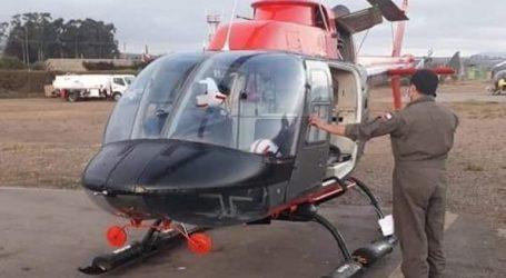 Drone συγκρούστηκε με πολεμικό ελικόπτερο της Χιλής