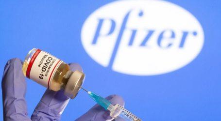 Αποκαθίσταται το πρόβλημα με τη διανομή εμβολίων της Pfizer στην Ιταλία