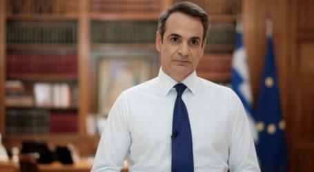 Δήλωση του πρωθυπουργού για τον θάνατο του Σ. Βαλυράκη