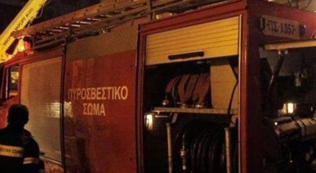 Πάτρα: Φωτιά σε διαμέρισμα – Εκκενώθηκε προληπτικά η πολυκατοικία