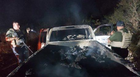 Δεκαεννέα νεκροί εντοπίστηκαν μέσα σε καμένο φορτηγό