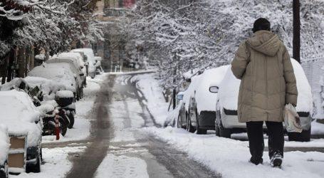 Έρχεται νέο κύμα κακοκαιρίας με καταιγίδες και χιονοπτώσεις