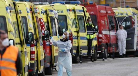 Ανεξέλεγκτη η πανδημία στην Πορτογαλία
