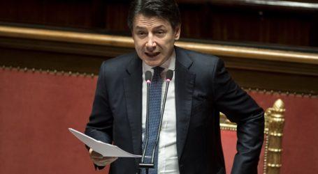 Πιθανή η παραίτηση του Ιταλού πρωθυπουργού Τζ. Κόντε τις επόμενες ώρες