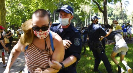 Συλλήψεις έπειτα από διαμαρτυρία για την κακομεταχείριση των αυτόχθονων πληθυσμών