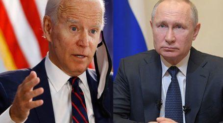 Πρώτη τηλεφωνική επικοινωνία Μπάιντεν με Πούτιν