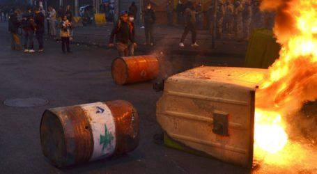 Δεύτερη νύχτα επεισοδίων στην Τρίπολη εξαιτίας των περιοριστικών μέτρων