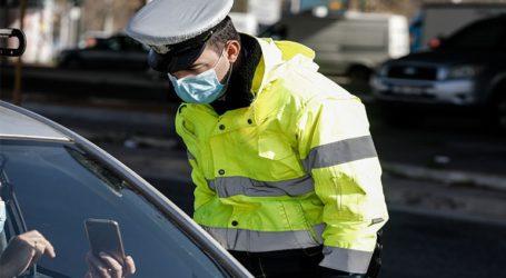 Ξεπέρασαν τους 58.000 οι έλεγχοι της αστυνομίας για τα περιοριστικά μέτρα σε ένα 24ωρο