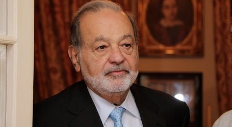 Ο πλουσιότερος άνδρας του Μεξικού, Κάρλος Σλιμ, νοσηλεύεται με Covid-19