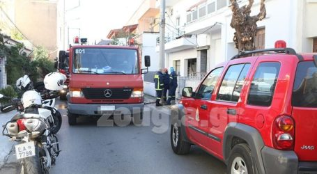 Τραγωδία στο Ίλιον – Γυναίκα κάηκε στο διαμέρισμά της