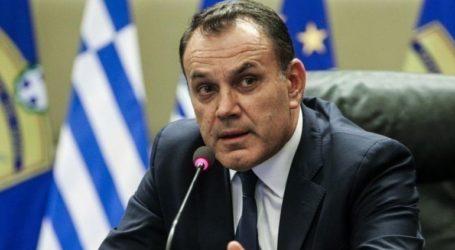 Συνάντηση Παναγιωτόπουλου με τον νέο πρέσβη των ΗΑΕ στην Ελλάδα
