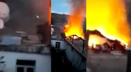 Νεκρό ζευγάρι ηλικιωμένων από πυρκαγιά στο σπίτι τους