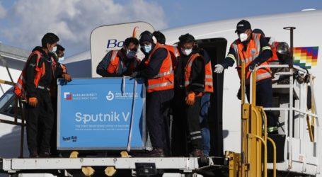 Στη Βολιβία η πρώτη παρτίδα 20.000 δόσεων του ρωσικού εμβολίου Sputnik-V
