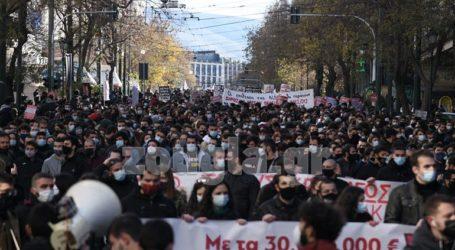 Οι φοιτητές έσπασαν τις απαράδεκτες απαγορεύσεις της κυβέρνησης στην πράξη