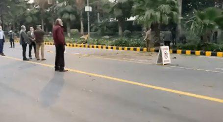 Η έκρηξη στην πρεσβεία στο Νέο Δελχί συνδέεται με την τρομοκρατία