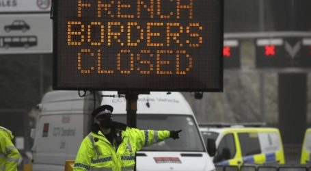 Το κλείσιμο των γαλλικών συνόρων δεν αφορά τις νταλίκες