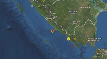 Σεισμός 5.4 Ρίχτερ στην Ινδονησία