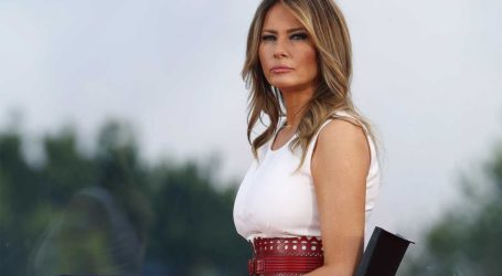 Νέες αποκαλύψεις για τη Melania Trump: «Δεν δίνω δεκάρα για τη Vogue»