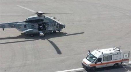 ΤΩΡΑ: Με ελικόπτερο στον Βόλο 37χρονη έγκυος από τη Σκόπελο