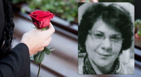 """""""Έφυγε"""" από τη ζωή η 65χρονη Λαρισαία Μαρία Μίγκου – Βλασίδη"""