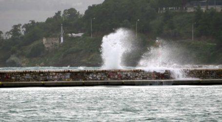 Λιμεναρχείο Βόλου Θυελλώδεις άνεμοι σήμερα στη Μαγνησία