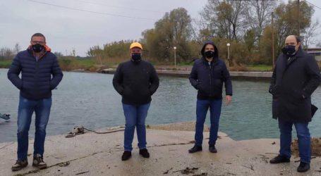 Χρ. Τριαντόπουλος: Προχωρούν οι διεργασίες για την αποκατάσταση ζημιών του «Ιανού» στον Αλμυρό