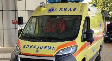 Βόλος: 67χρονος κατέρρευσε σε συνεργείο στη Νεάπολη