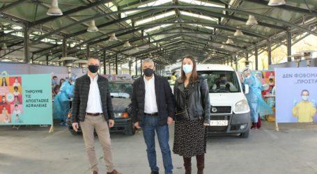 Βόλος: Δωρεάν rapid tests σε εκπαιδευτικούς για την ασφαλή επιστροφή στα σχολεία – Όλα τα σημεία στη Θεσσαλία