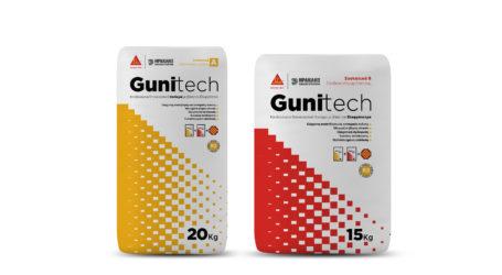 Gunitech: H αειφόρος λύση για ελαφροβαρές εκτοξευόμενο επισκευαστικό κονίαμα από τον Όμιλο ΗΡΑΚΛΗΣ