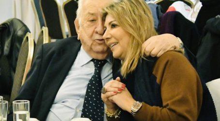 Το «αντίο» της Ζέττας Μακρή στον Λάμπη Τσιμά: Θα σε θυμάμαι με αγάπη