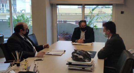 Χρ. Τριαντόπουλος: Χρηματοδότηση 300.000 ευρώ για νέες μελέτες και προώθηση επίλυσης ζητήματος με τα όρια οικισμών στο Πήλιο