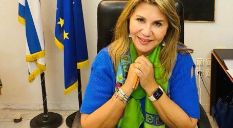 Ζέττα Μακρή: «Ανοίγει, σήμερα, η πλατφόρμα εμβολιασμού για τους Οδοντιάτρους της Μαγνησίας»