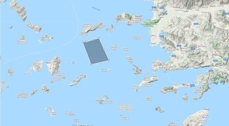 Η Τουρκία δεσμεύει με NAVTEX περιοχές στο Αιγαίο έως το τέλος του έτους