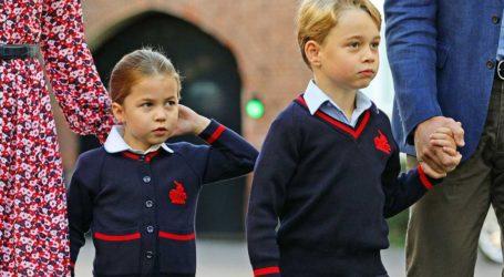 Πρίγκιπας George – Πριγκίπισσα Charlotte: Γιατί δεν θα επιστρέψουν στο σχολείο μετά τις γιορτές;
