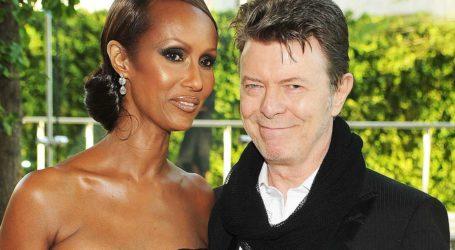Iman: «Δεν θα ξαναπαντρευόμουν ποτέ. O David Bowie ήταν η αληθινή μου αγάπη»
