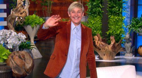 Η Ellen DeGeneres επέστρεψε στην εκπομπή της και περιέγραψε την περιπέτειά της με την Covid-19