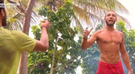 Survivor: Παρολίγο να πιαστούν στα χέρια ο Γιώργος Κόρομι και ο Νίκος Μπαρτζής