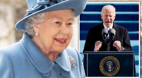 H βασίλισσα Ελισάβετ έστειλε ιδιωτική επιστολή στον πρόεδρο Joe Biden πριν την ορκωμοσία