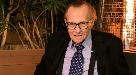 Έφυγε από τη ζωή σε ηλικία 87 ετών ο Larry King
