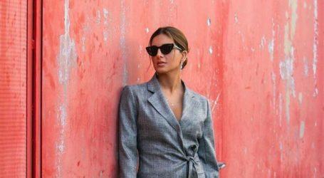To office look της Σταματίνας Τσιμτσιλή που θα δώσει boost στην αυτοπεποίθησή σας