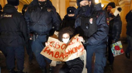 Η αστυνομία της Μόσχας θα καταστείλει κάθε παράνομη διαδήλωση υπέρ της απελευθέρωσης του Ναβάλνι