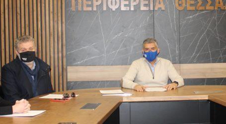 Υπογράφεται η σύμβαση για την ενεργειακή αναβάθμιση του Λυκείου Αγιάςμε χρηματοδότηση 911.400 ευρώ από το ΕΣΠΑ Θεσσαλίας 2014-2020