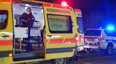 ΤΩΡΑ: 25χρονος Βολιώτης έπεσε από τον 4ο όροφο – Μάχη από τους γιατρούς για να κρατηθεί ζωντανός