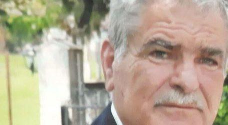 """Φάρσαλα: """"Έφυγε"""" ο Γιώργος Μπουλούτσος"""