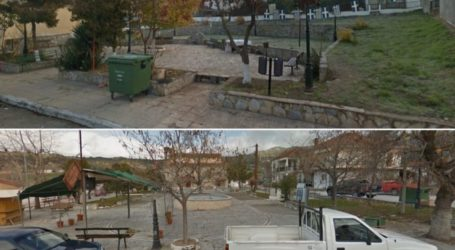 Ανάπλαση των πλατειών Καλυβίων και Δομενίκου σχεδιάζει ο Δήμος Ελασσόνας