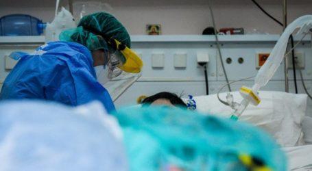 Λάρισα: Νεκροί ένας 51χρονος και μία 57χρονη από κορωνοϊό στο Πανεπιστημιακό Νοσοκομείο