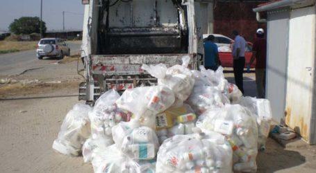 Δ. Λαρισαίων: Συλλογή κενών πλαστικών συσκευασιών φυτοπροστατευτικών προϊόντων